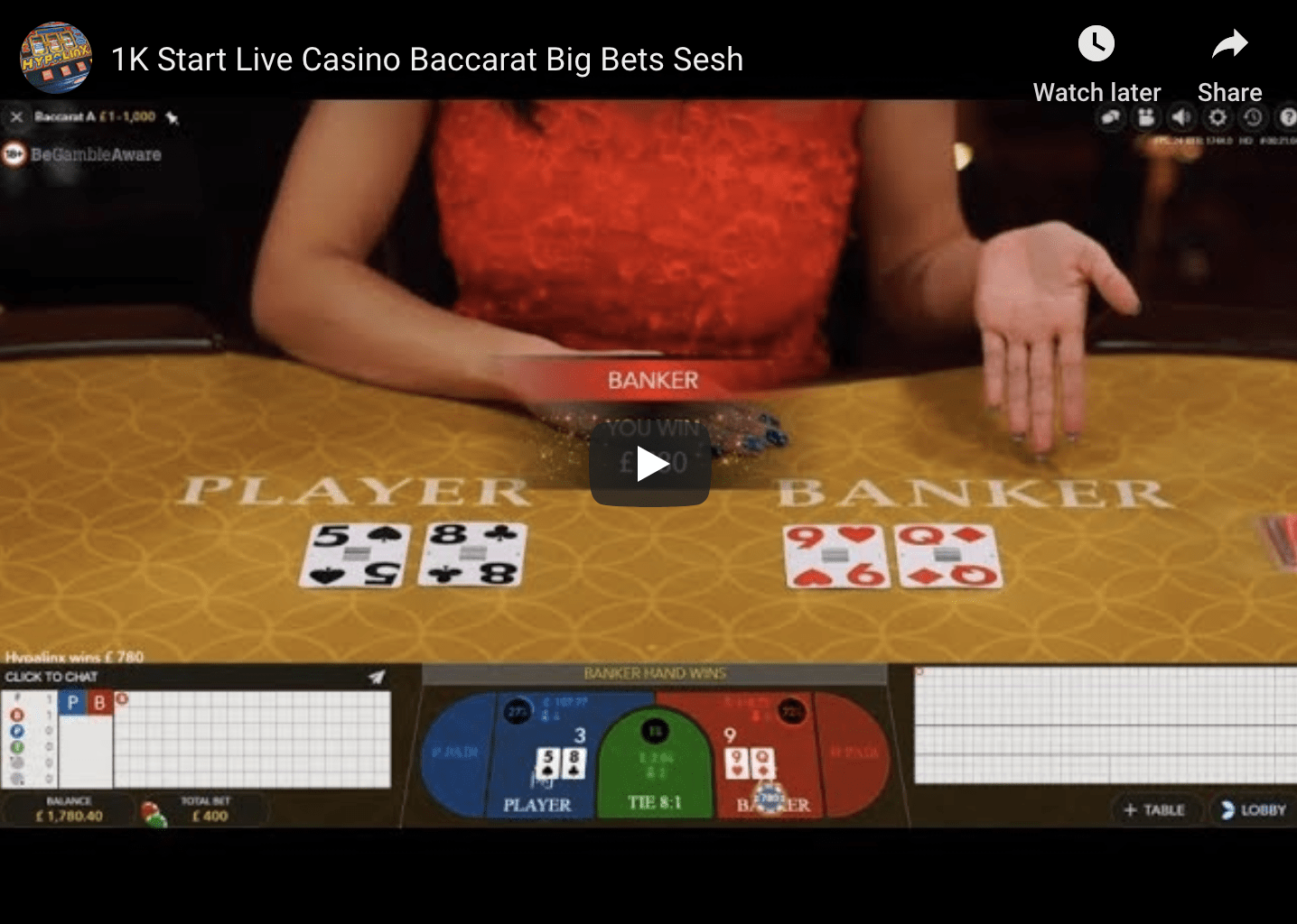 1K Start Live Casino Baccarat Big Bets Sesh.png