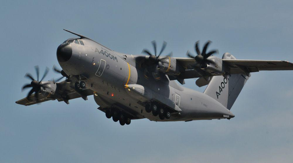 AIRBUS PROFITS AFFECTED BY A400M COSTS