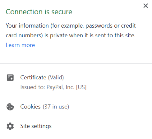 Extended Validation EV SSL