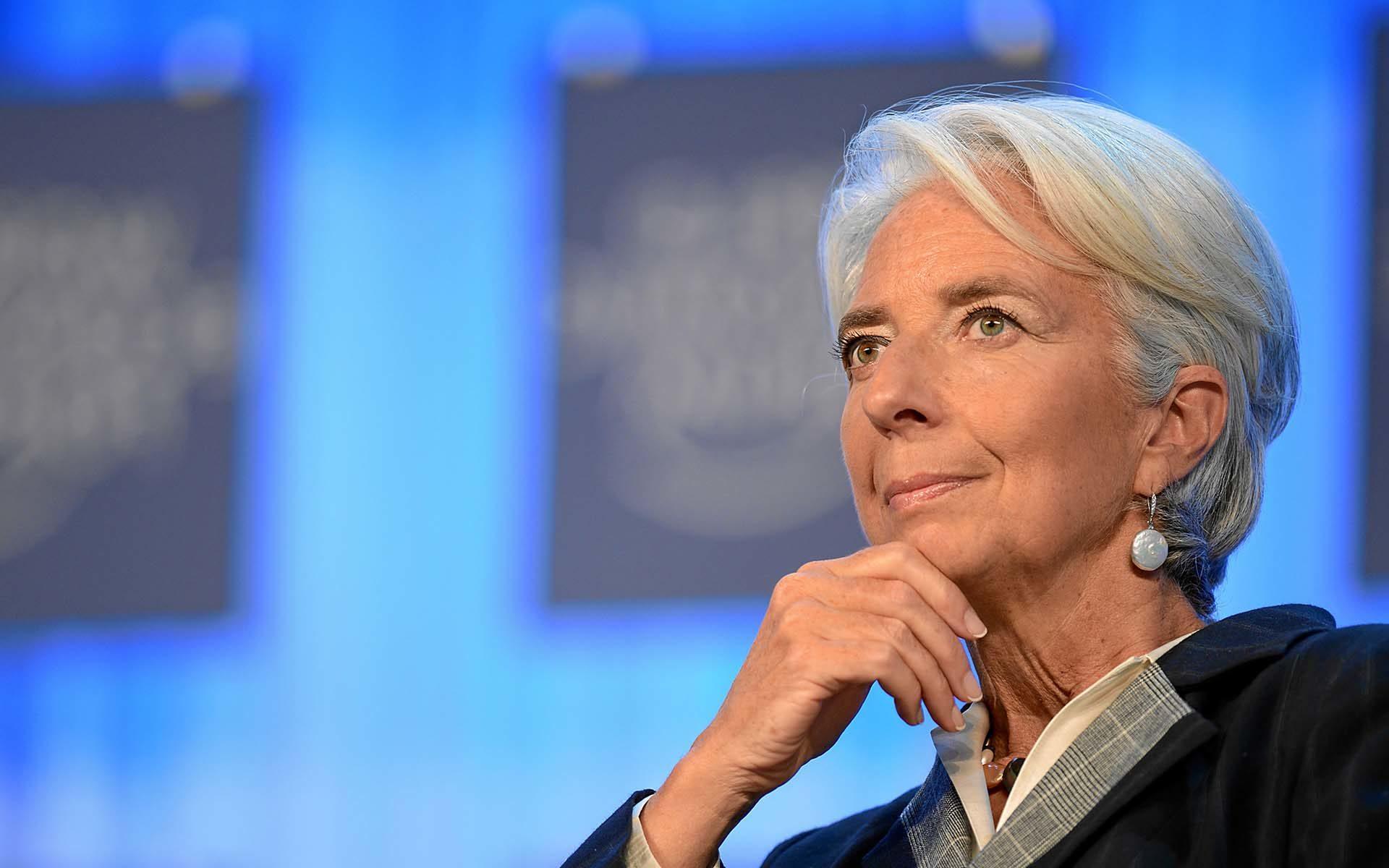 IMF Chief Christine Lagarde Calls for Digital Currencies