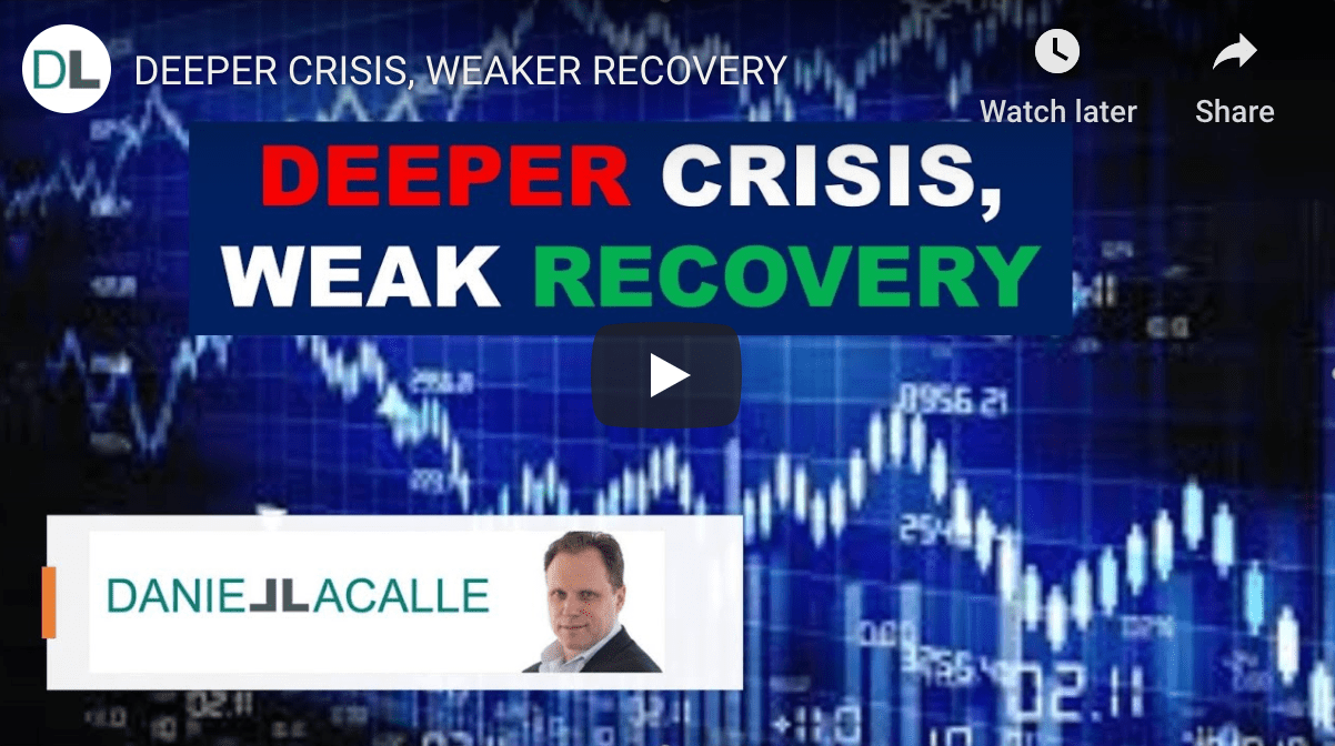 Deeper Crisis Weaker Recovery