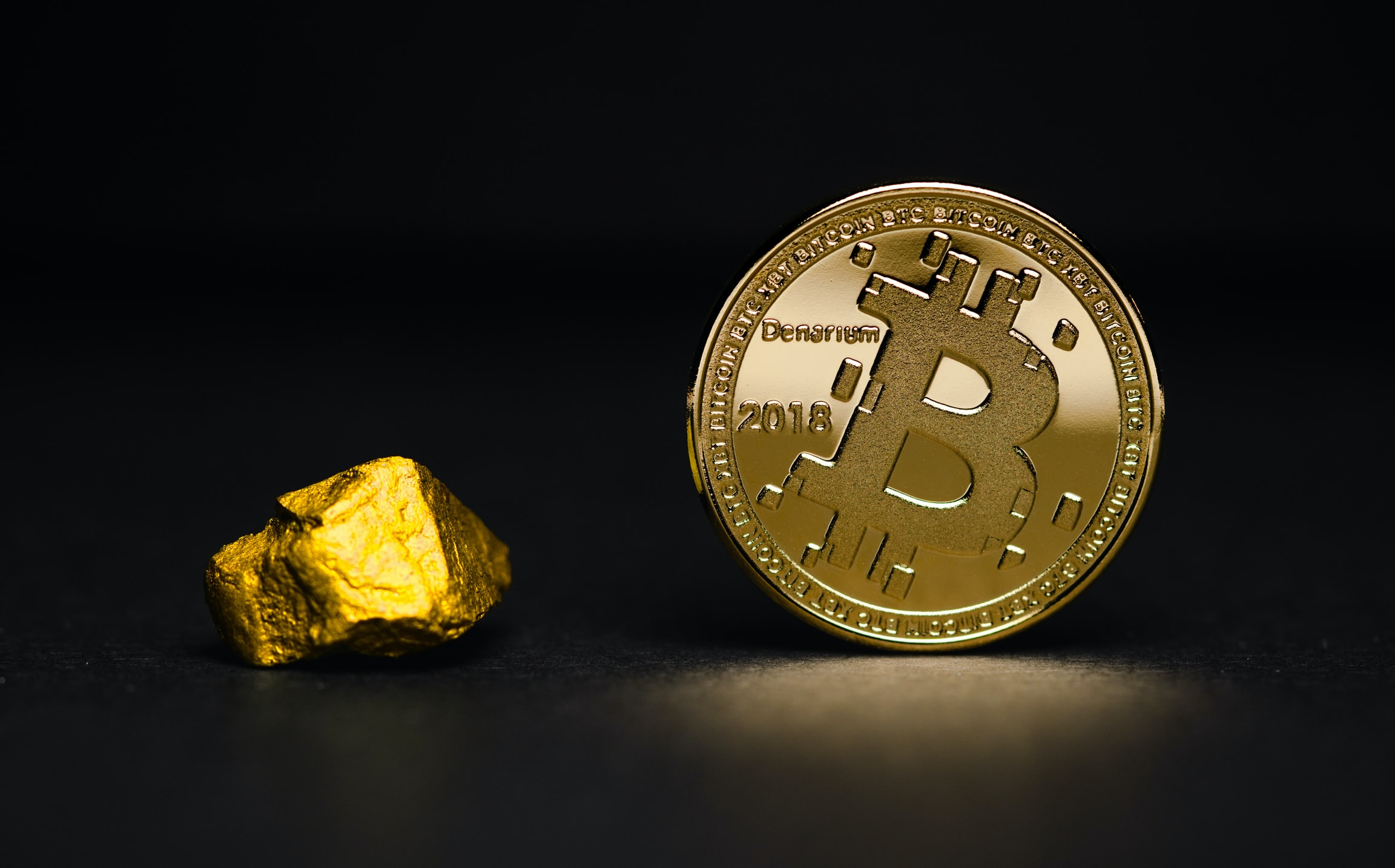 Gold and Cryptocurrencies In Times Of Crisis