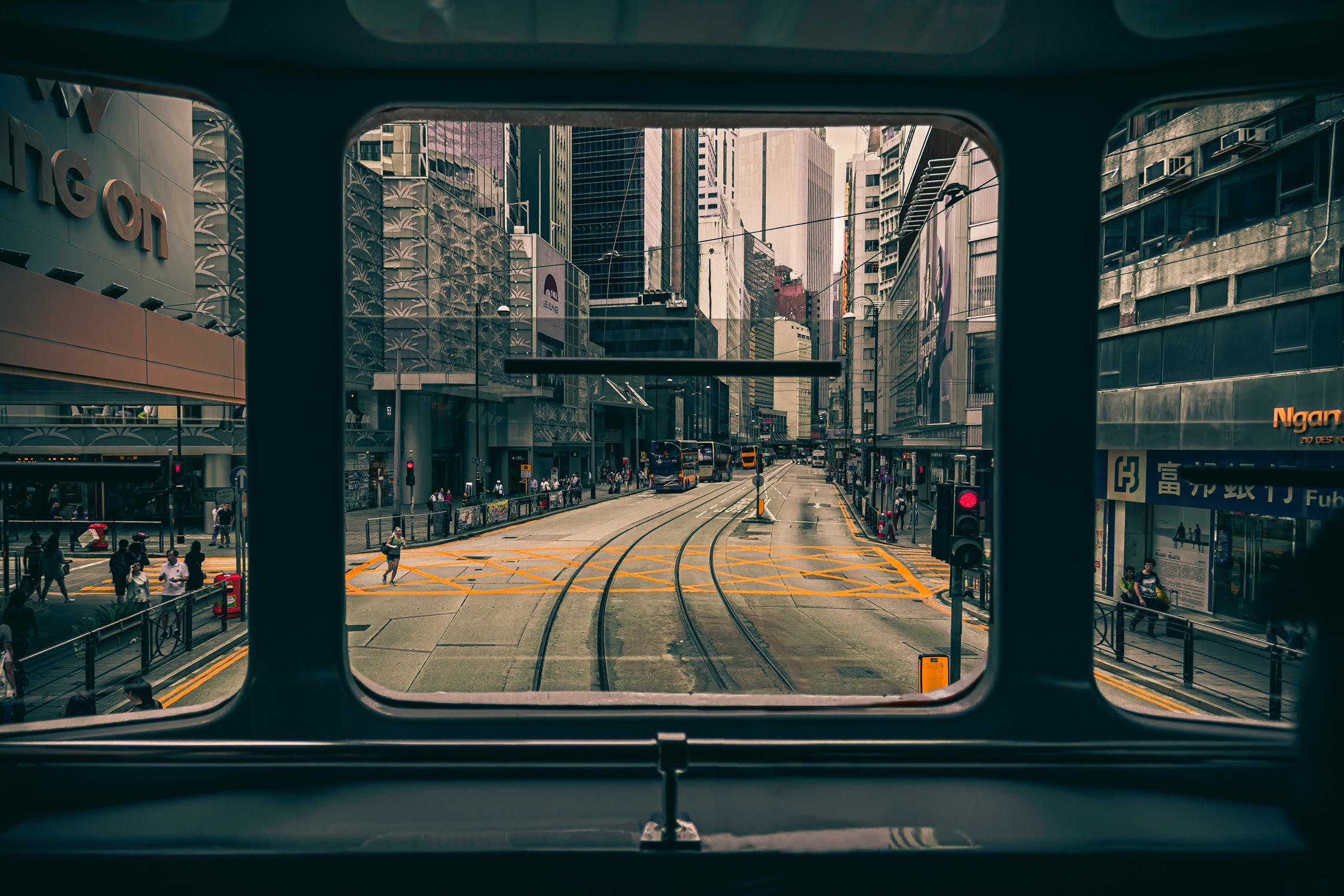 How IoT Can Enhance Public Transportation