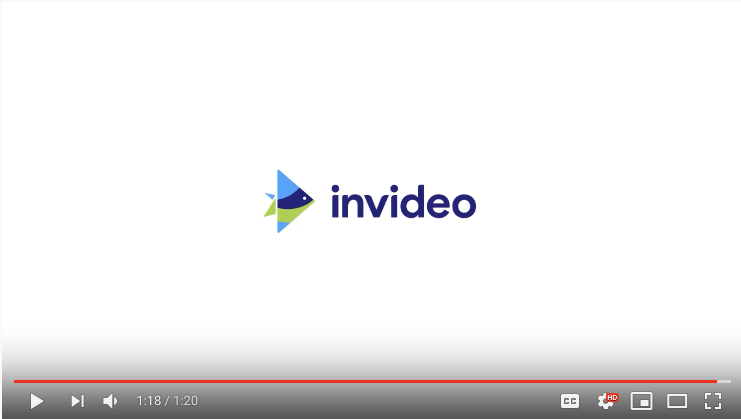 InVideo Youtube