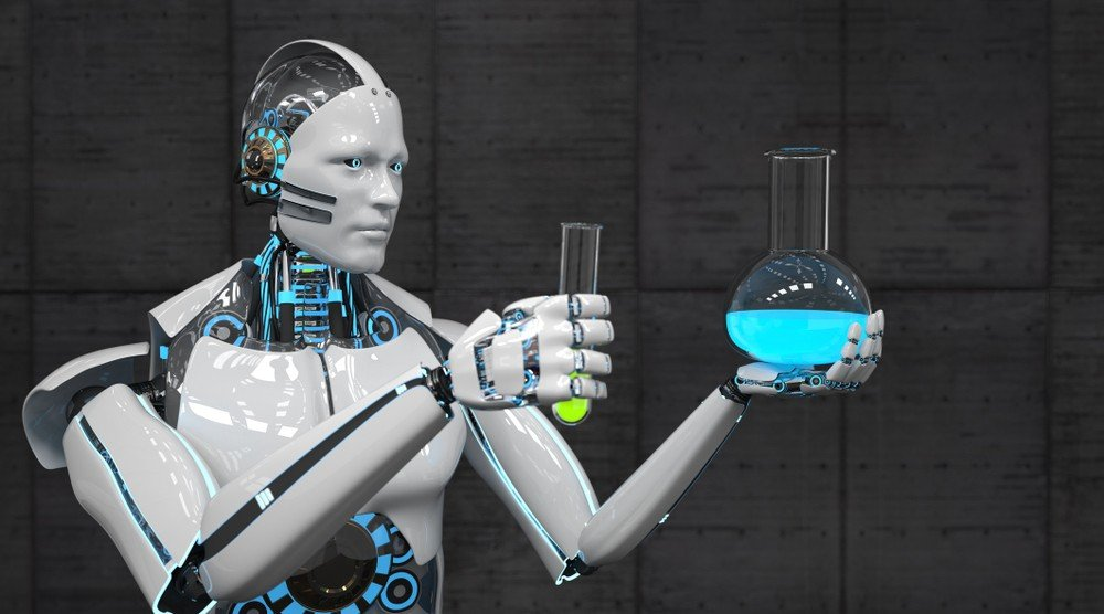 The Growing Role of Artificial Intelligence in the Pharmaceutical Industry