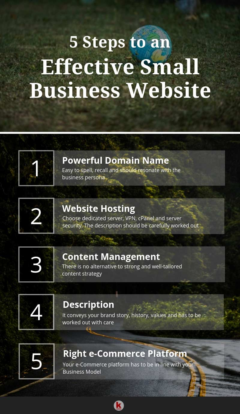 Key Steps to an Effective Small Business Website 01