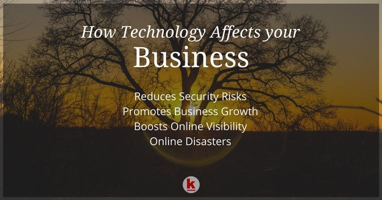 impact of technology on business and Gone are the mad men days of two-hour extended business lunches and clients  or colleagues being perfectly content to wait for a reply to their.